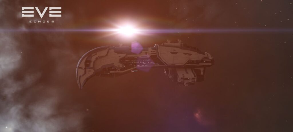 screenshot from eve echoes game