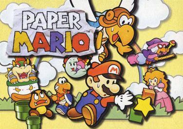 Paper mario master quest mod