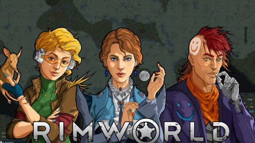 Rimworld Storytellers