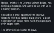 Rimworld Peace Talks description