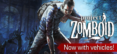 Header image for Project Zomboid on Steam