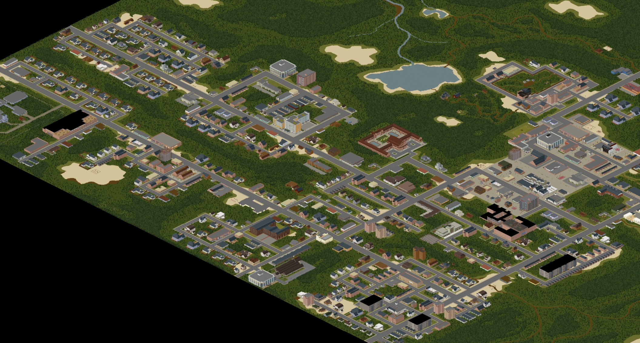 The 20 most popular Project Zomboid Map Mods — Set Ready Game