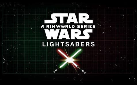 Star wars lightsaber mod for Rimworld