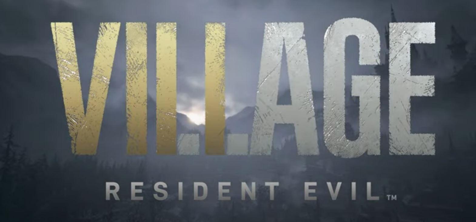 banner image for resident evil village