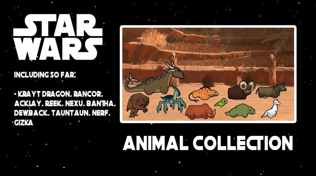 Star wars animal mod