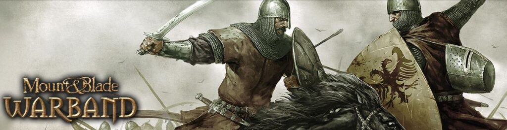 Mount and blade is a game like Kenshi