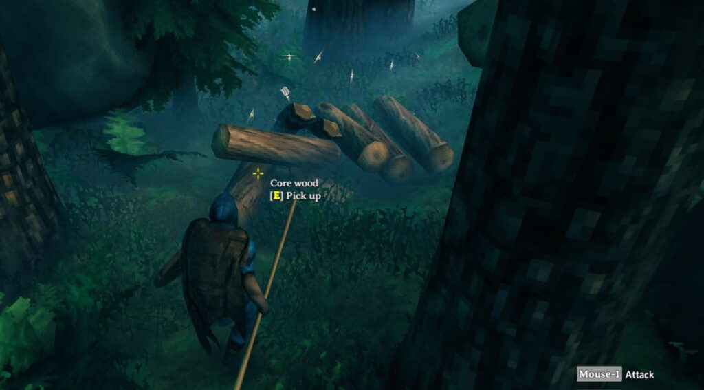 Beware of falling trees with this Valheim tip