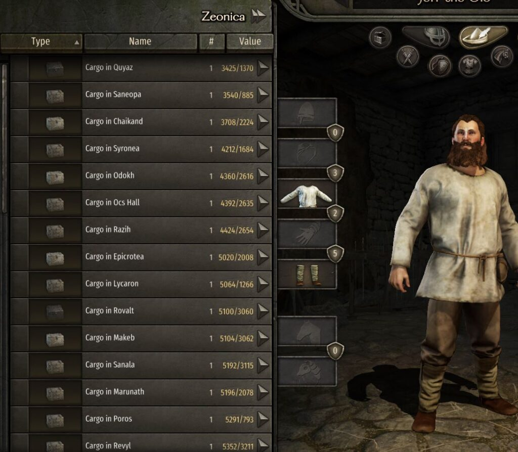 Bannerlord co-op mod has cargo quests for gold