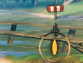 the symbol which indicates the raft is half mast in valheim