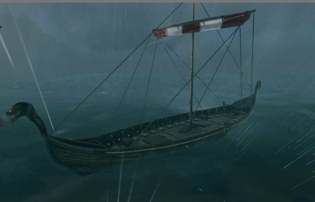 The best ship/boat in Valheim is the longship