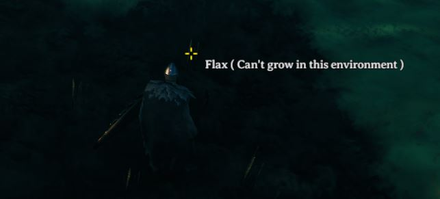 flax can't grow in this environment error Valheim
