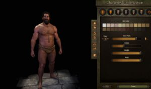 Edit character's appearance in Mount and blade Bannerlord