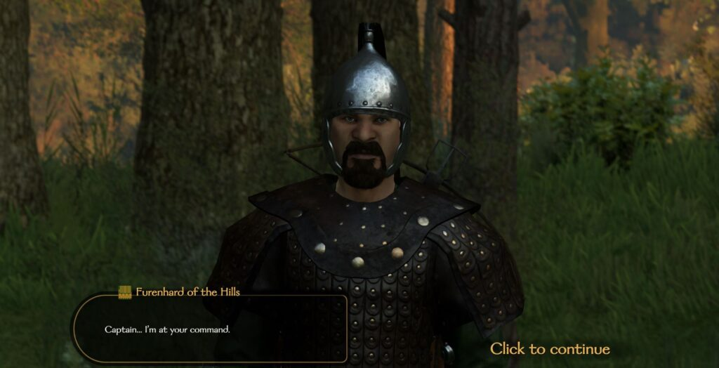recruit prisoners faster in Bannerlord