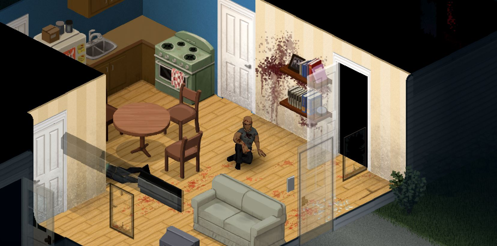 Sit Down on the Ground and Rest in Project Zomboid — Set Ready Game