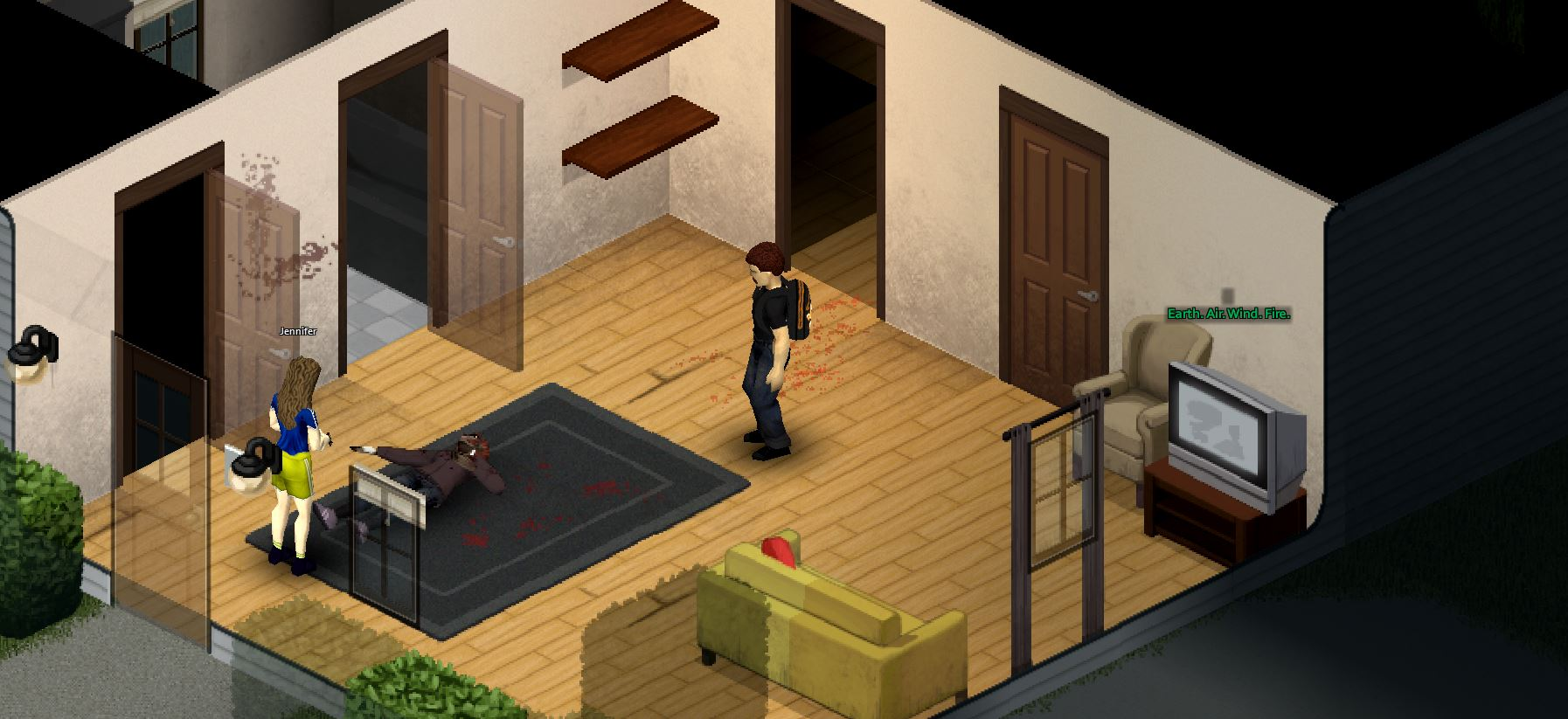 This Mod Adds NPCs To Project Zomboid   Build 20 — Set Ready Game