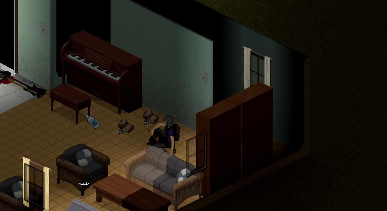 How To Deal With an Infection in Project Zomboid Build 20 — Set ...